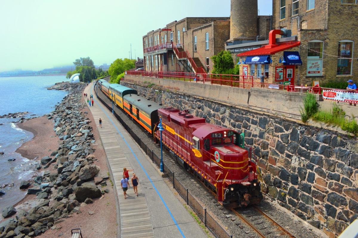 General Train Photo