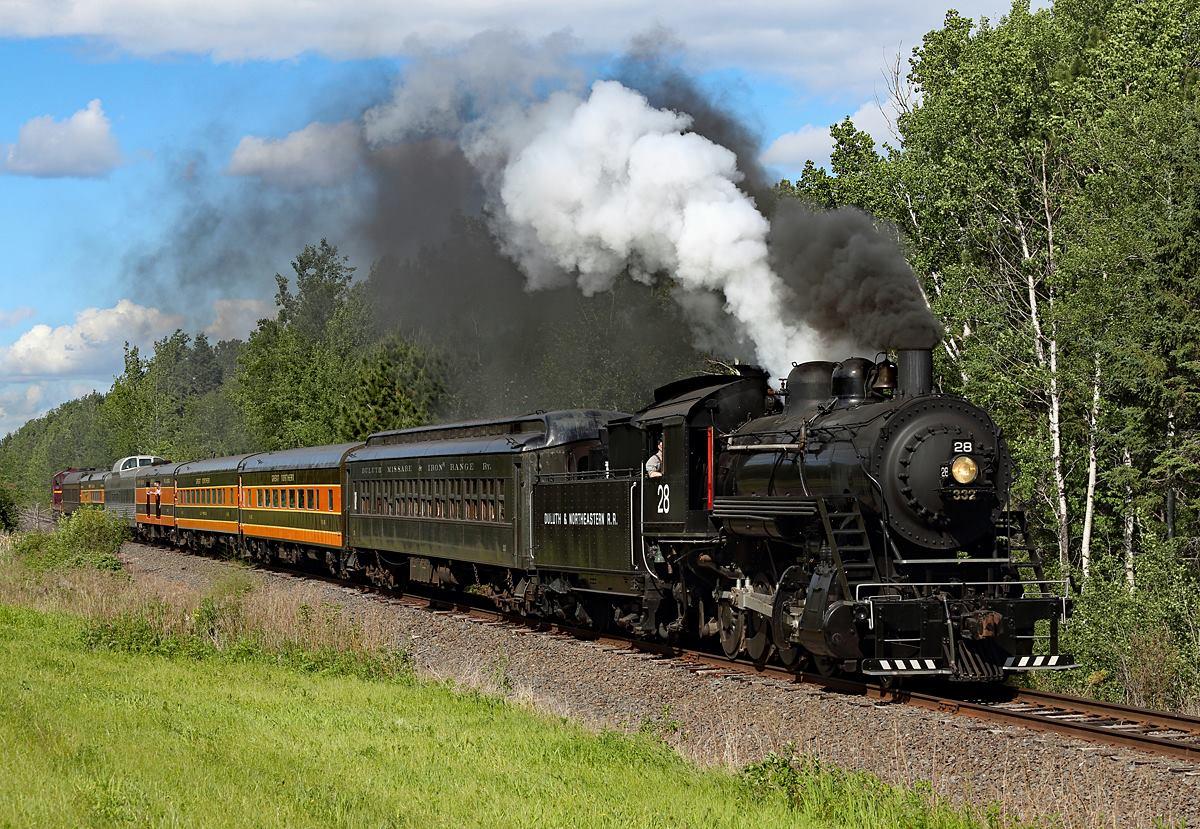 Duluth Trains