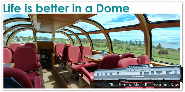 Duluth Trains - Life is Better in a Dome