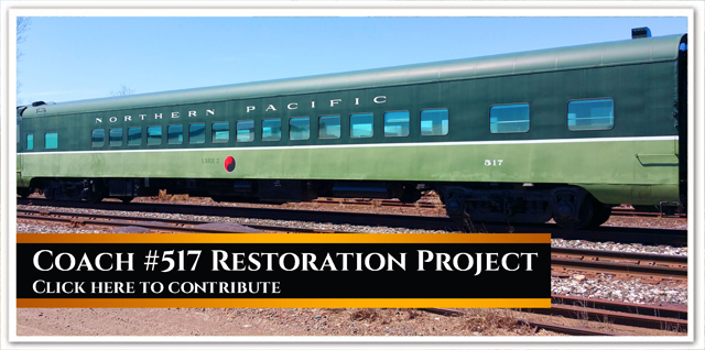 Coach #517 Restoration Project