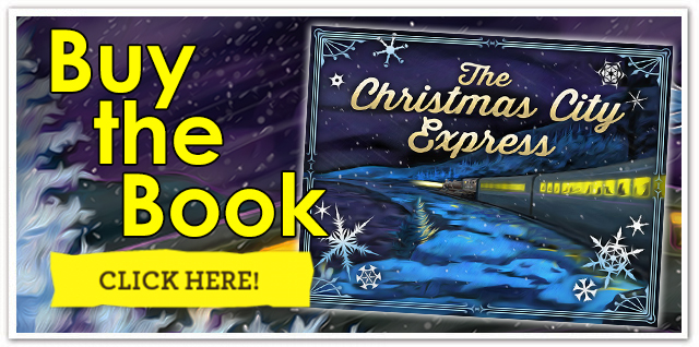 The Christmas City Express - Buy the Book!